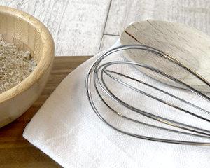 Organic flour from sunflower seeds
