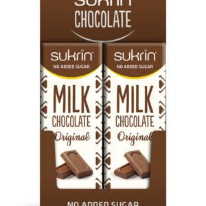 Молочный шоколад с Сукрином 20 шт
